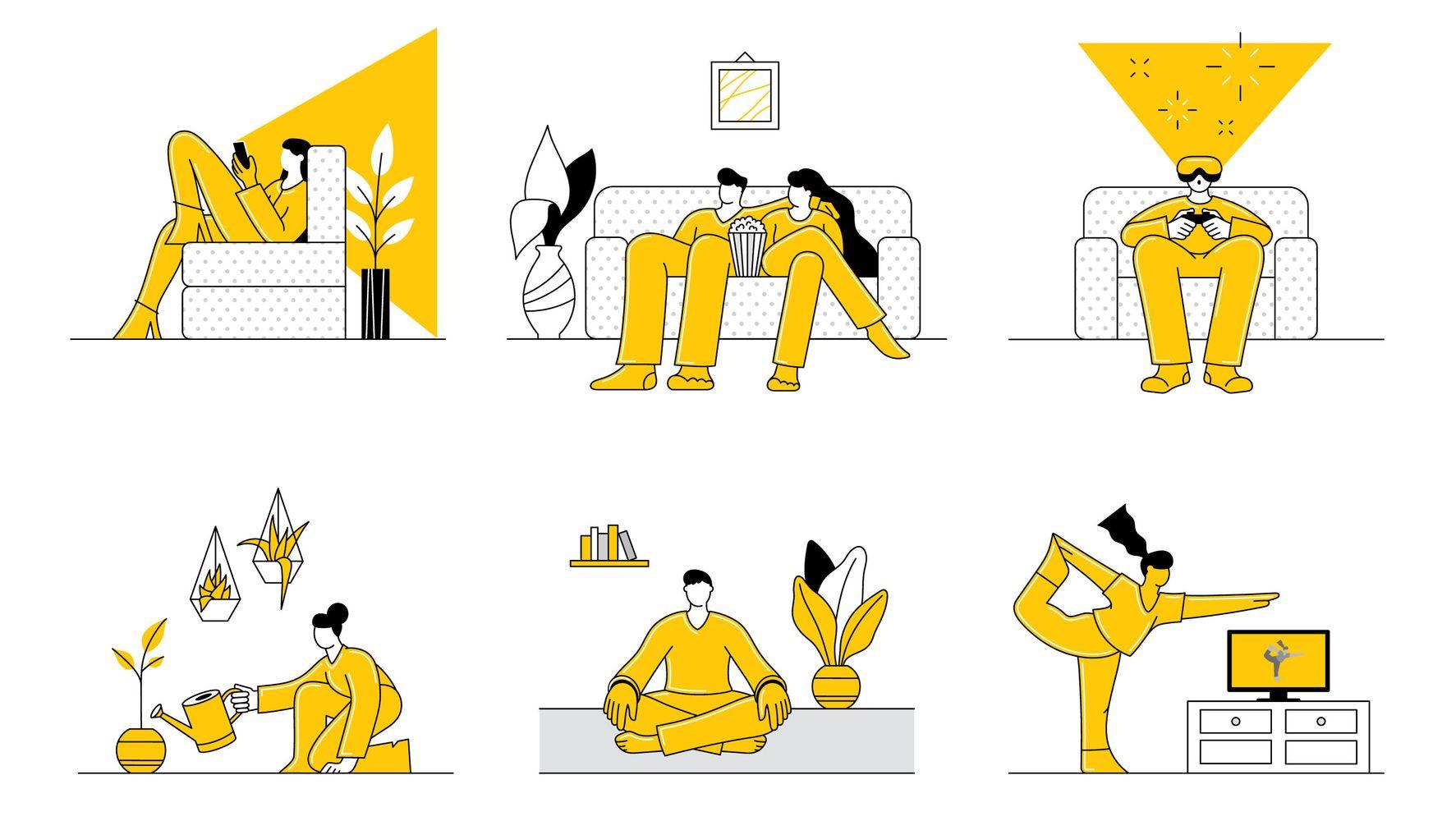 Pessoas introvertidas e extrovertidas lidam de maneiras diferentes com a pandemia