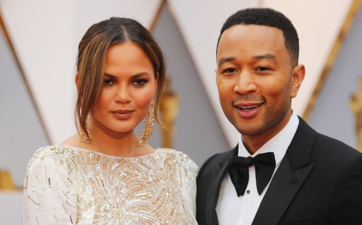 "Chrissy Teigen opened up to Marie Claire about a ""horrifying"" racial profiling incident she experienced with husband John Leg"