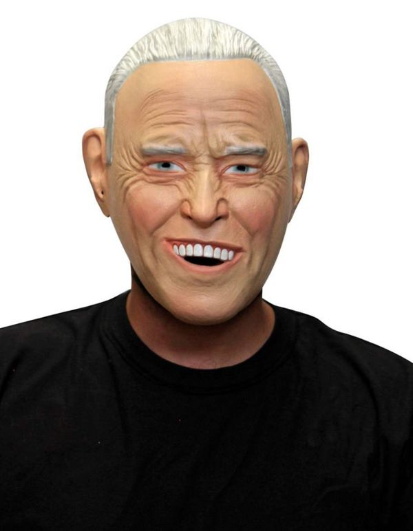 "Just keeping it real: Even Biden supporters have to admit that&nbsp;<a href=""https://www.spirithalloween.com/product/joe-bide"