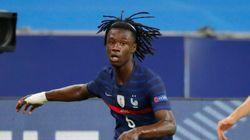 Camavinga, premier mineur sélectionné en équipe de France depuis plus de 100
