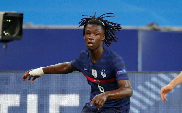 Camavinga, premier mineur sélectionné en équipe de France depuis plus de 100 ans...