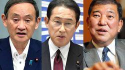 総裁選、国会議員票の8割が菅氏へ 全体票も過半数上回る勢い