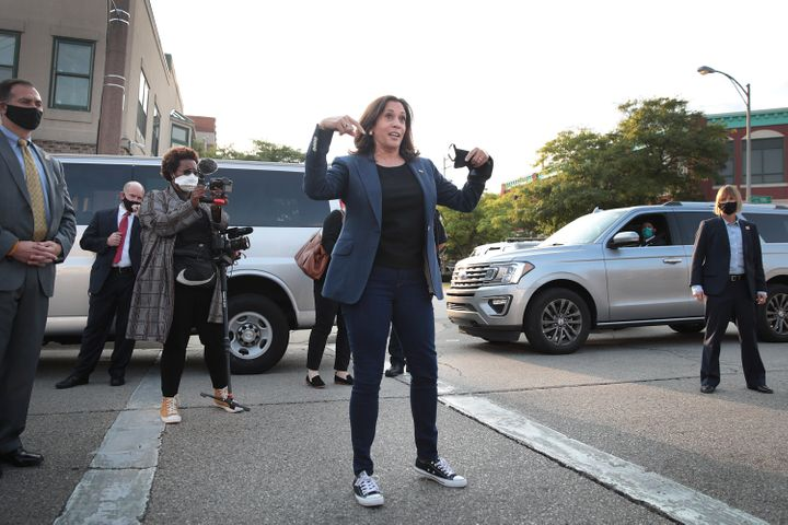 California Sen. Kamala Harris, the Democratic vice presidential nominee, is planning a much larger role in campaign advertisi