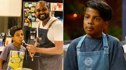 MasterChef Winner Sashi's Son Is On Junior MasterChef