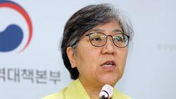 정은경이 밝힌 초대 질병관리청장 승격