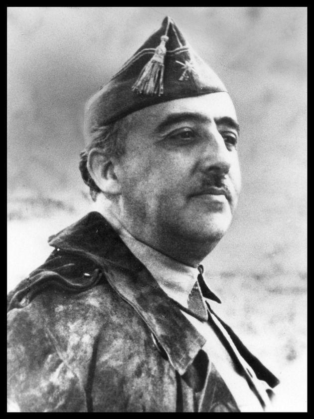 Francisco Franco, en una imagen de