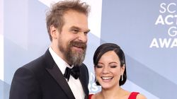 Lily Allen And David Harbour Get Married In Las