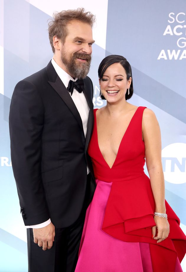 Lily Allen And David Harbour Obtain Marriage Licence