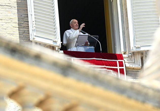 La denuncia del Papa: