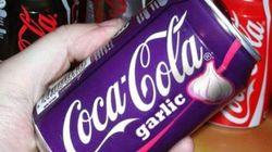 Coca-Cola με σκόρδο: Αυτά είναι μερικά από τα πιο παράξενα ποτά στον