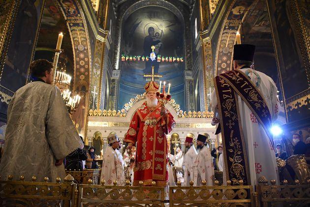 Θετικός στον κορονοϊό ο Πατριάρχης Φιλάρετος που είχε κατηγορήσει τους γκέι γάμους για την