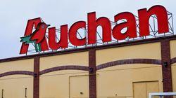 Auchan supprime 1475 postes en