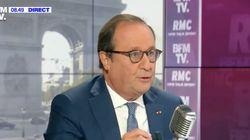 Hollande assume de
