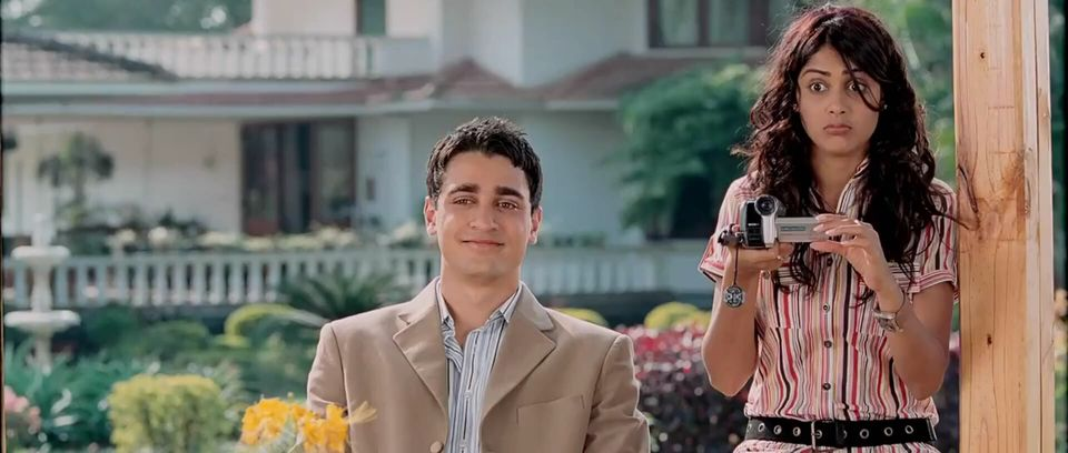 Imran Khan and Genelia D'Souza in Jaane Tu...Ya Jaane