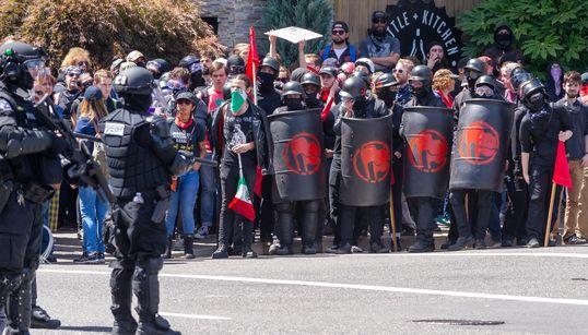 Comment Portland cristallise les tensions qui divisent les