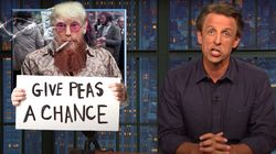 Seth Meyers Exposes Trump's 'Most Brazen And Infuriating Act Of Reality