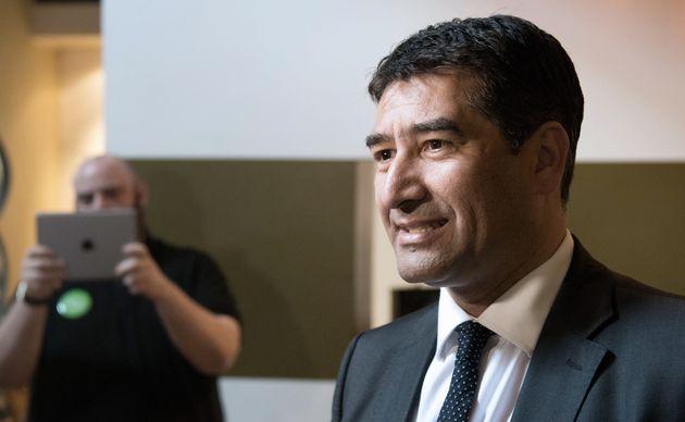 Karim Zéribi, ici en avril 2014 à Marseille, a été condamné à...