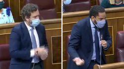 El enfado de vox por la expresión que les han retirado en el Congreso: