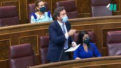 La bronca con Espinosa de los Monteros en el Congreso que acaba con esta lapidaria frase de