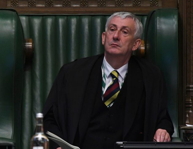 Lindsay Hoyle Threatens To Run Matt Hancock 'Ragged' For Not Telling MPs About Covid Law Change