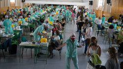 Solo 18 profesores de los 1.500 a los que se les ha repetido la prueba del covid-19 en Madrid han dado
