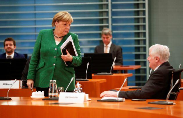 Βοήθεια στην Ελλάδα σκοπεύει να χορηγήσει η Γερμανία μετά την καταστροφή στη