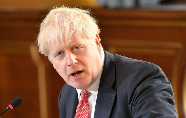 Boris Johnson's Tough New Coronavirus Curbs Could Last Until Spring