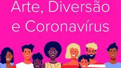 Arte, Diversão e Coronavírus: O episódio 19 do podcast Tamo