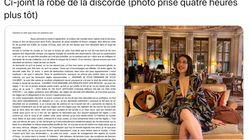 Privée d'entrée au musée d'Orsay à cause de son