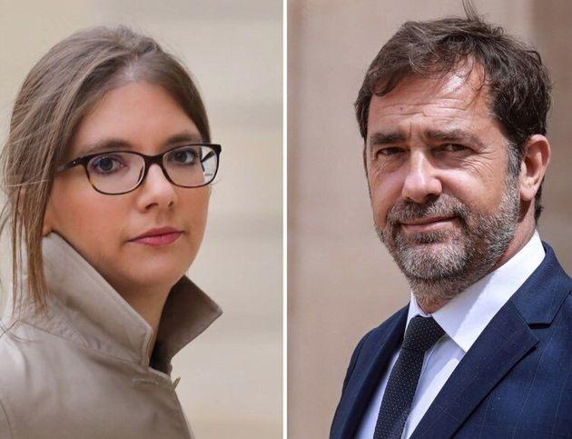 Un duel oppose Aurore Bergé et Christophe Castaner pour obtenir le poste de chef de file des députés...
