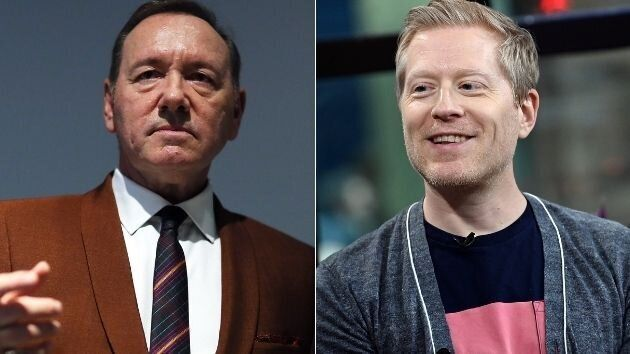 Kevin Spacey y Anthony