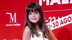 Quién es Luna Fulgencio, la niña capaz de callar a Pablo