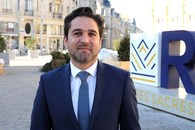 Le maire LR de Reims, Arnaud
