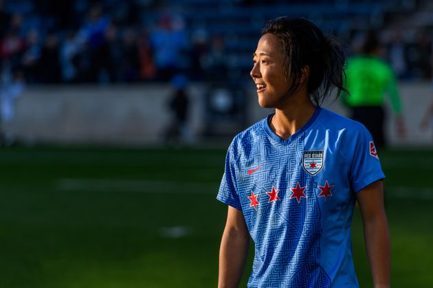 La footballeuse Yuki Nagasatorejoint l'équipe amatrice masculine japonaise de Hayabusa