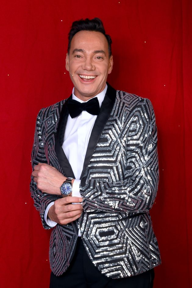Craig Revel Horwood Has Already Started On This Year's Strictly Come Dancing Contestants, Before They've Even Danced A Step