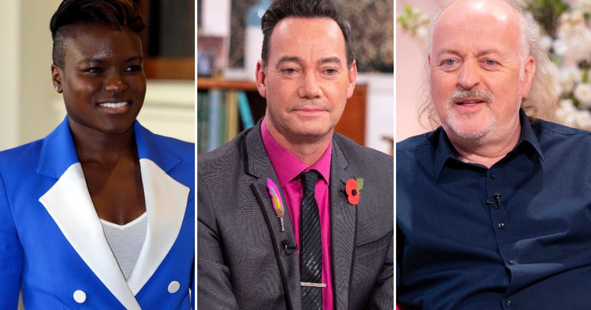 Craig Revel Horwood Has Already Started On This Year's Strictly Stars Before They've Even Danced A Step