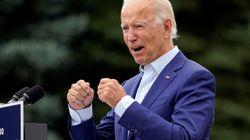 El gesto de Joe Biden del que todo el mundo habla ante un niño