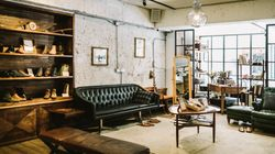 Where To Buy Industrial Furniture And Decor