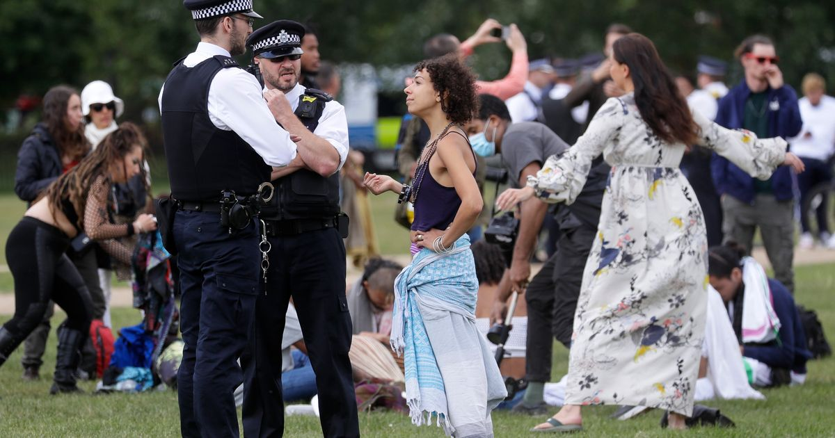 Opinion: The 'Rule Of Six' Is Just Another Excuse To Over-Police Young BAME People