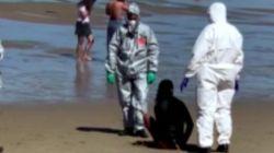 Positiva al Covid va a fare surf: arrestata in spiaggia e portata