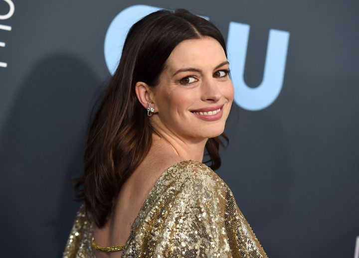 Rom-com pro Anne Hathaway is getting back to it.