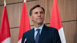 Bill Morneau Fined $300 For Violating Federal Elections
