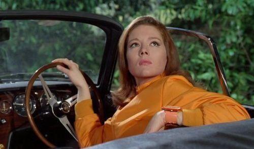 Diana Rigg a commencé sa carrière en 1968, dans