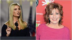 Ivanka Trump Tells Skeptical Joy Behar She Would Get COVID-19 Vaccine On 'The