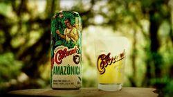 Cerveja que muda de preço de acordo com desmatamento sobe 45% em uma
