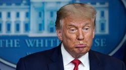 Trump Wildly Accuses Biden Of Being A Coronavirus