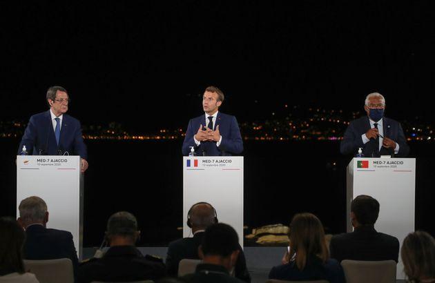 MED7: Στήριξη σε Ελλάδα και Κύπρο, ανοίγει ο δρόμος για κυρώσεις στην