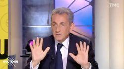 Cette association d'idées de Sarkozy passe
