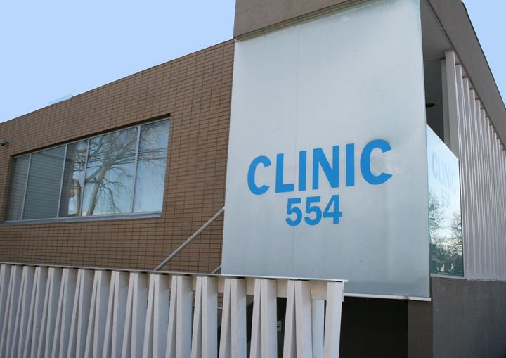 Clinic 554 in Fredericton.