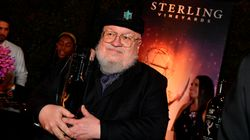 George R.R. Martin Can't Build Castle Library In New